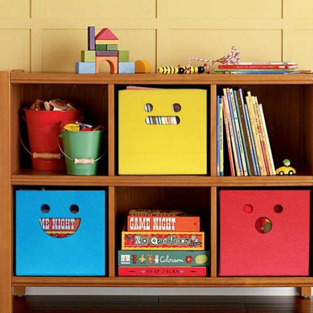 Organizador de juguetes para niños